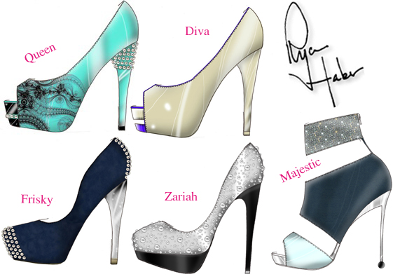 Get To Know Shoe Designer Ryan Haber Beauty N Sole