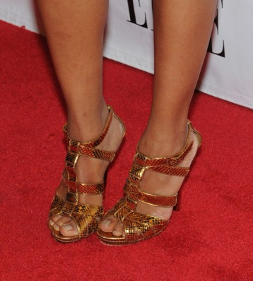 Shoe Wars Mary J Blige Kerry Washington And Ellen Pompeo
